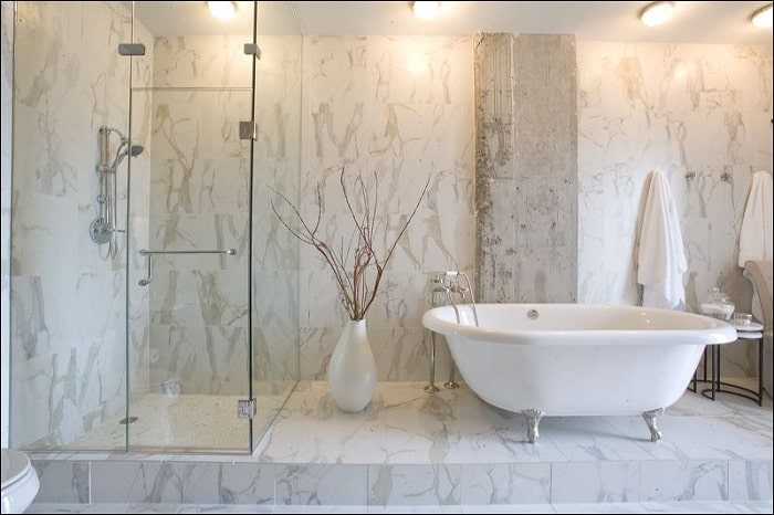 Authentic Italian Granite & Marble Flooring Tile – Carrara Italian ...